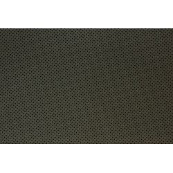 Black Perforated Effect Vinyl